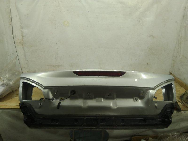 Крышка багажника Ford Mondeo 4 2006