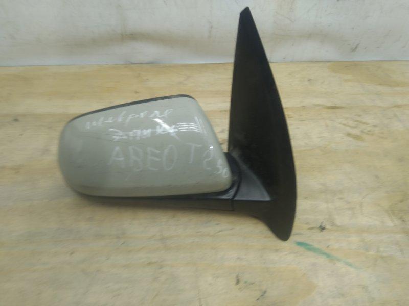 Зеркало Chevrolet Aveo T250 2006 правое