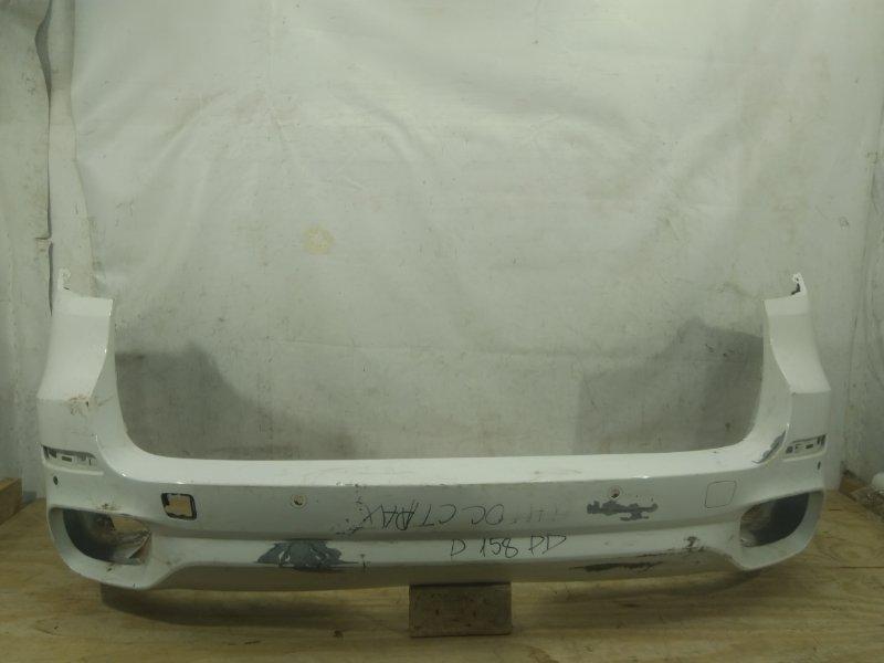 Бампер Bmw X5 M `F15 2013 задний