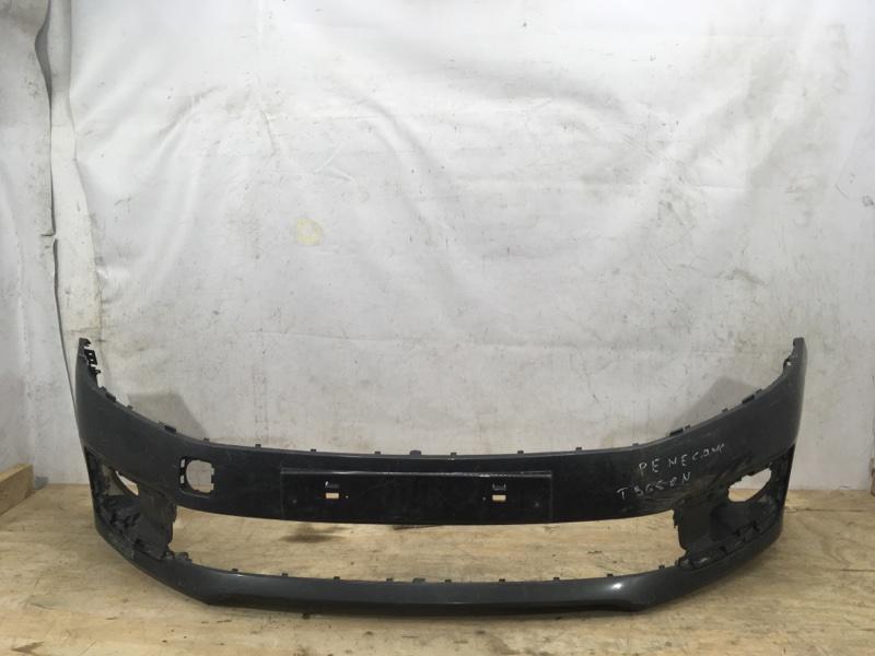 Бампер Citroen C4 `2 2015 передний