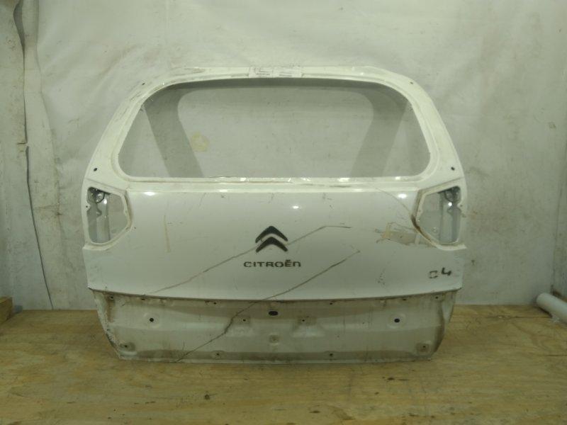 Крышка багажника Citroen C4 Picasso `1 2006