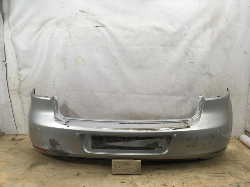 Бампер Volkswagen Golf `6 2008 задний