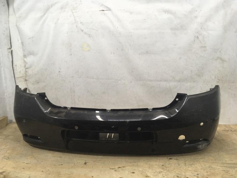 Бампер Renault Logan `2 2014 задний