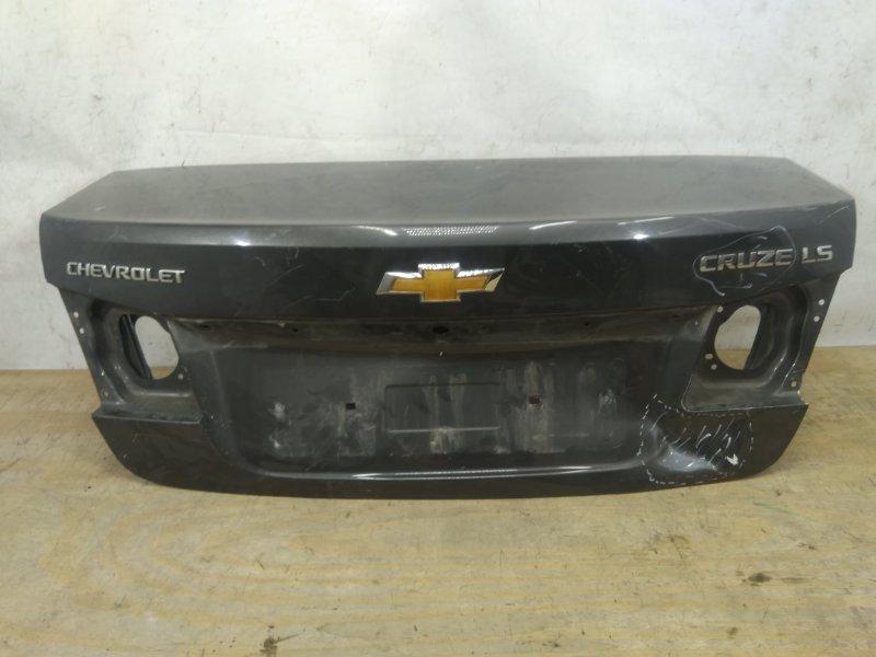 Крышка багажника Chevrolet Cruze `1 2009