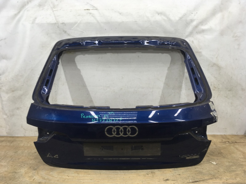 Крышка багажника Audi A4 5 `B9 2016