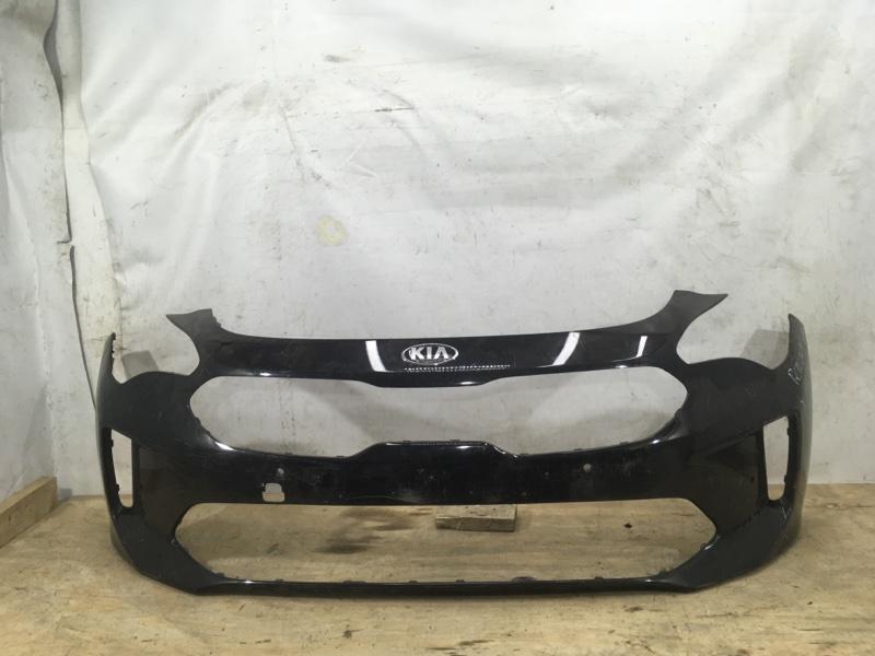 Бампер Kia Stinger `1 2017 передний