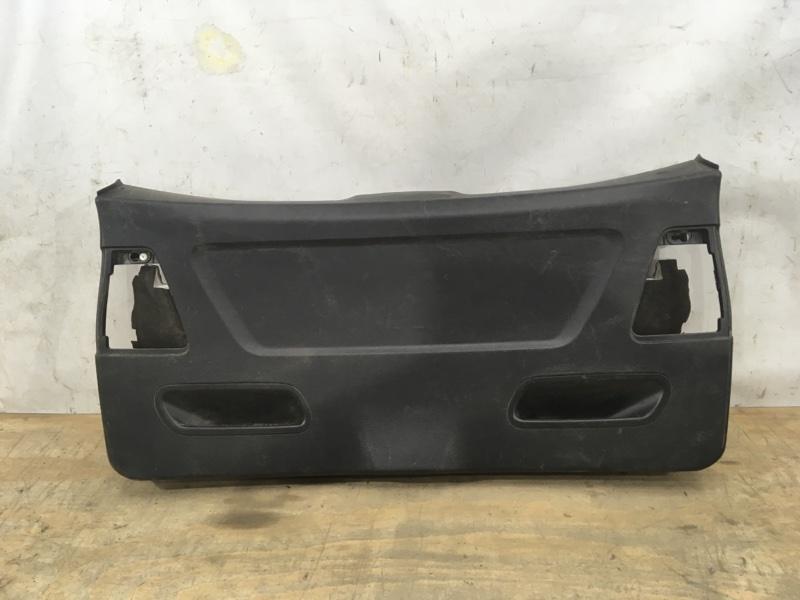 Обшивка крышки багажника Bmw X3 `F25 2010