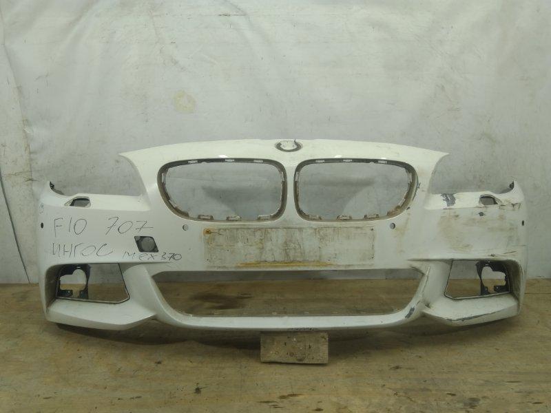 Бампер Bmw 5 M `F10 2013 передний