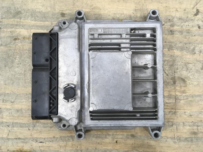 Блок управления двигателем Kia Ceed `1 2006