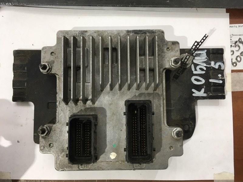Блок управления двигателем Chevrolet Cobalt 2 2011
