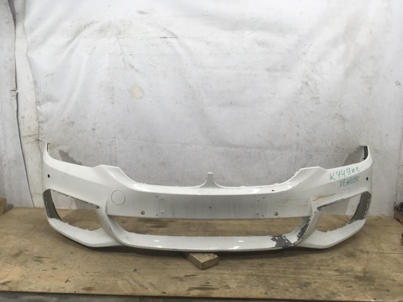 Бампер Bmw 5 M-Pacet `G30 2016 передний