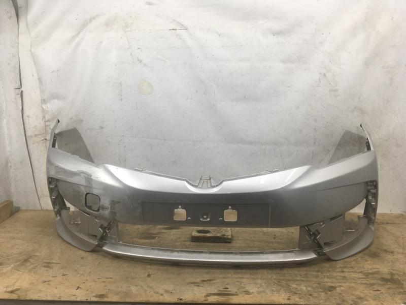 Бампер Toyota Corolla E180 2015 передний