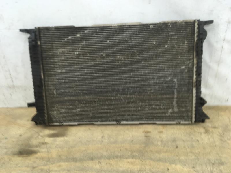 Радиатор охлаждения Audi Q5 `1 2008