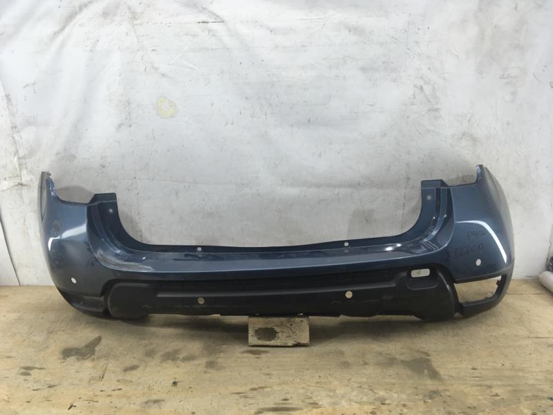 Бампер Renault Duster `1 2015 задний