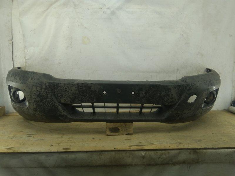 Бампер Ford Transit 7 2014 передний