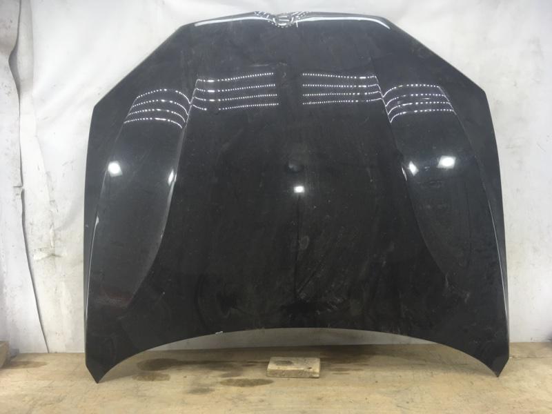 Капот Bmw X5 `F15 2013 передний