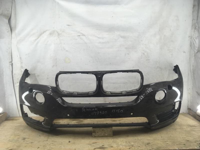Бампер Bmw X5 `F15 2013 передний