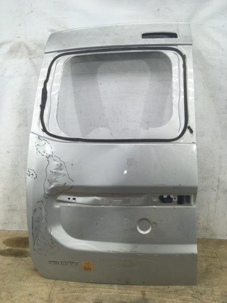 Дверь багажника Renault Dokker 2012 задняя левая