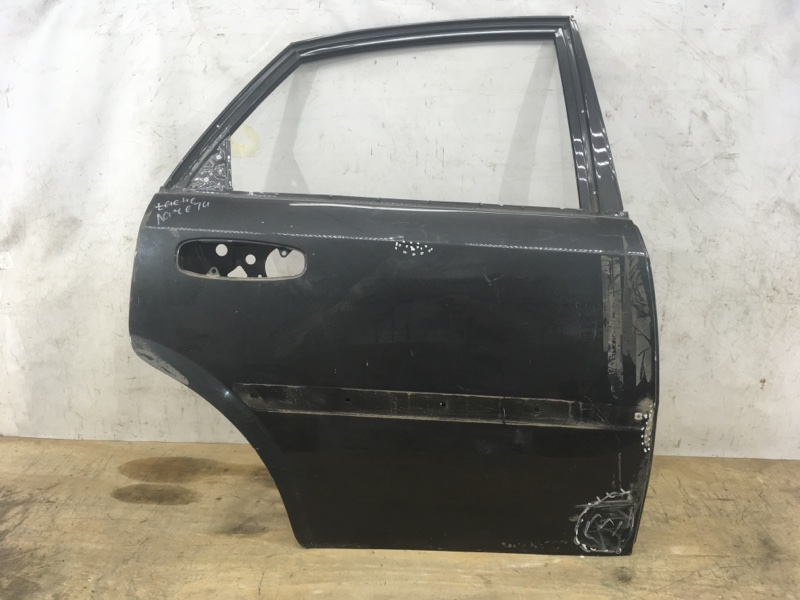 Дверь Chevrolet Lacetti `1 2004 задняя правая