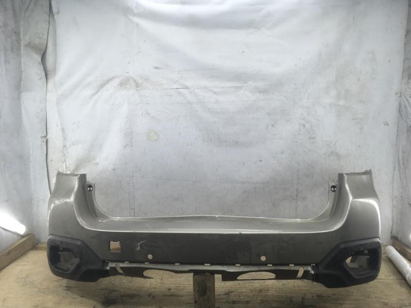 Бампер Subaru Outback `5 2014 задний