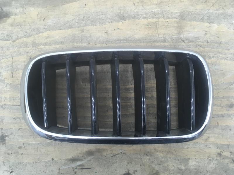 Решетка радиатора Bmw X5 `F15 2013 правая