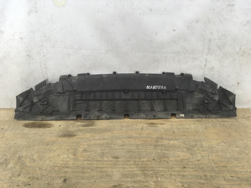 Пыльник переднего бампера Audi Q5 2 2017
