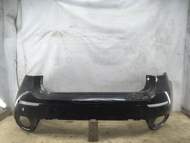 Бампер Bmw X6 E71 2008 задний