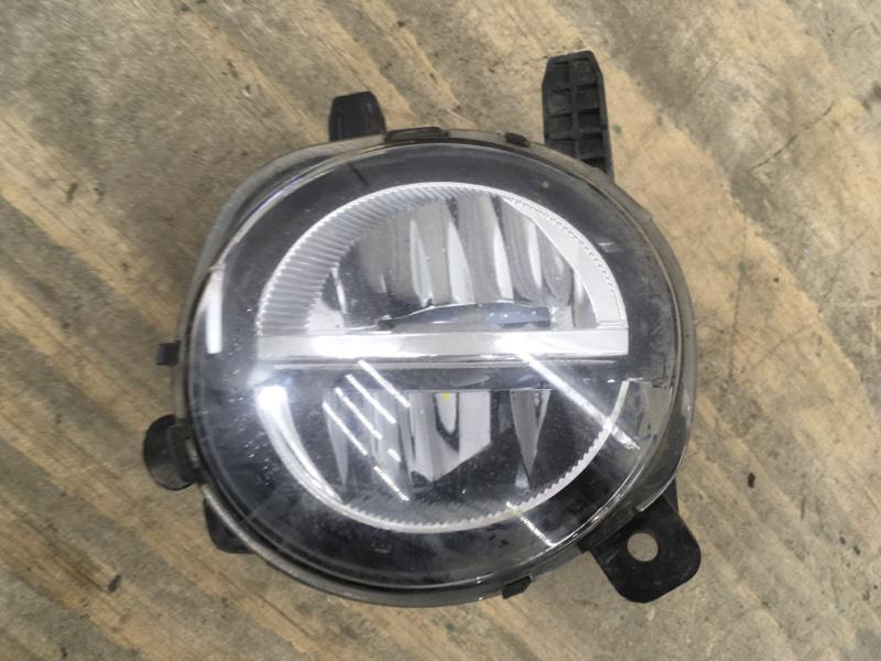 Фара противотуманная led Bmw 3 `F30 2011 передняя правая