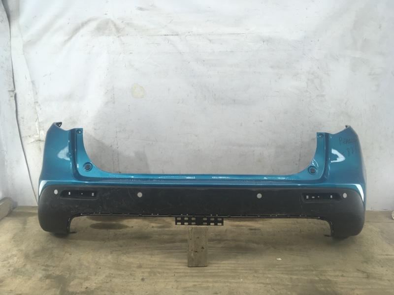 Бампер Suzuki Vitara `2 2014 задний