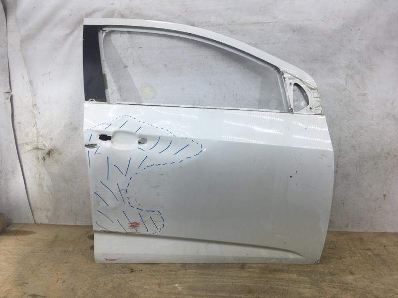 Дверь Chevrolet Aveo 2 T300 2011 передняя правая