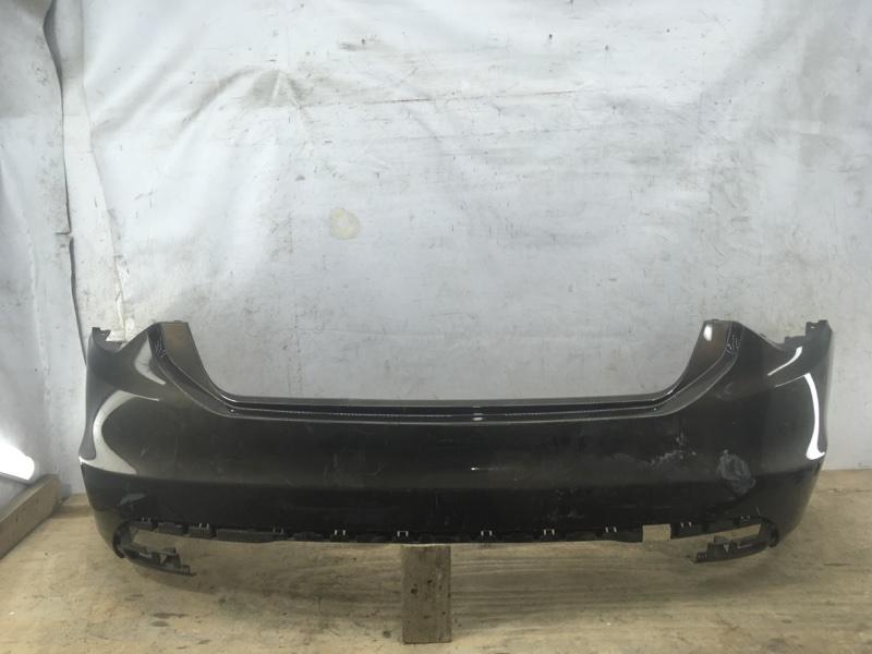 Бампер Citroen C4 `2 2011 задний