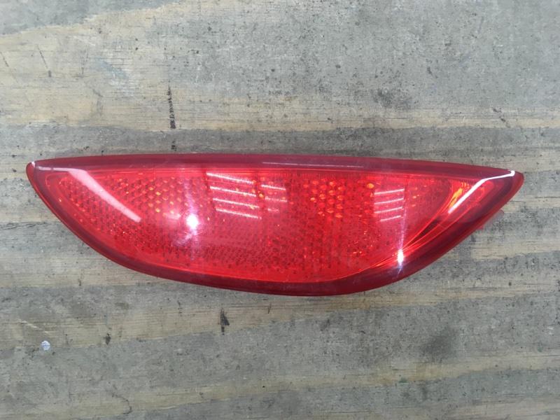 Светоотрожатель Hyundai Solaris `1 2010 задний правый