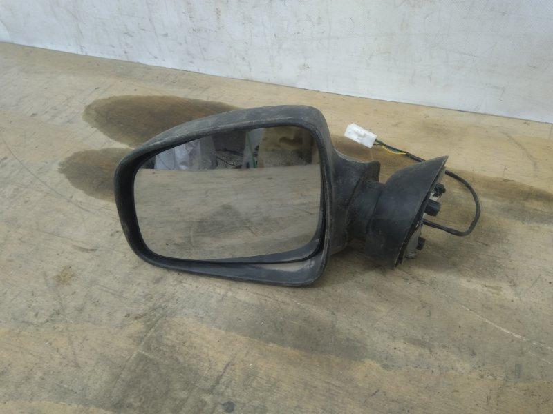 Зеркало Renault Logan `1 2009 левое