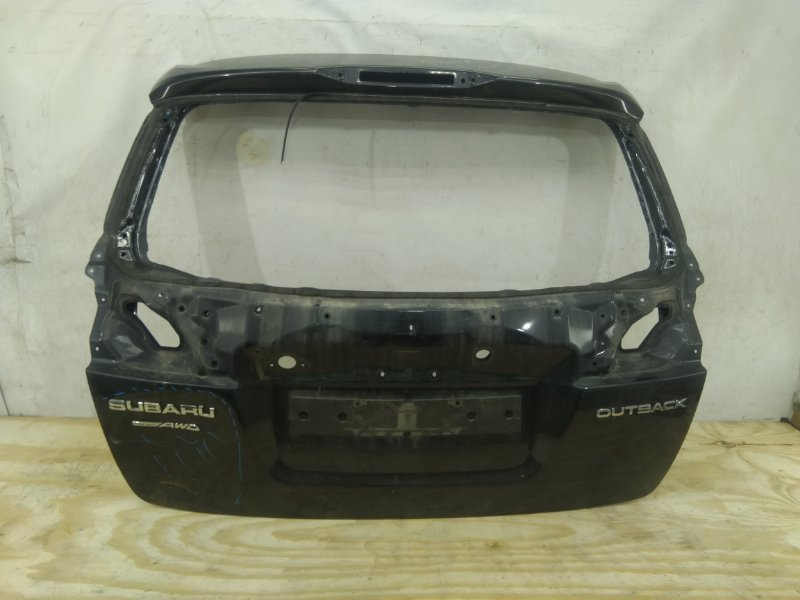 Крышка багажника Subaru Outback 4 2009