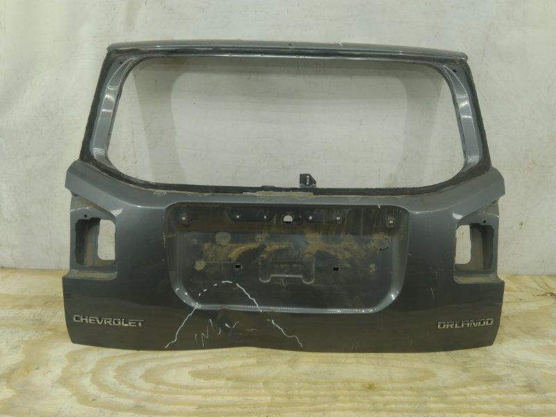Крышка багажника Chevrolet Orlando `1 2010