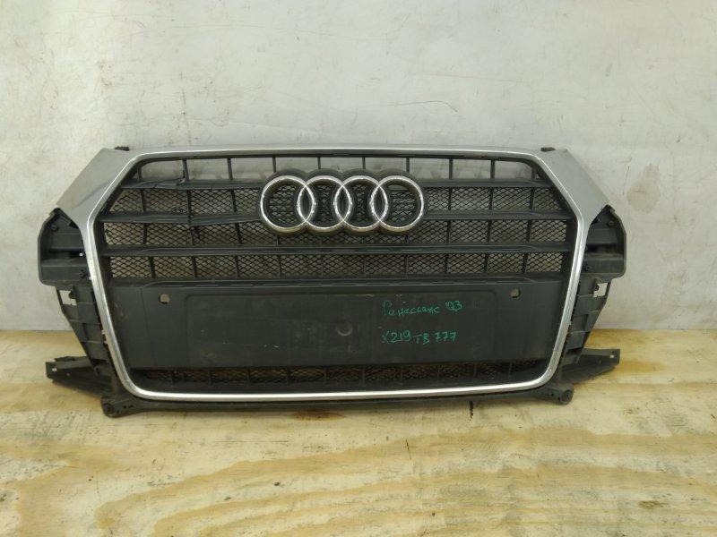 Решетка радиатора Audi Q3 `1 2014