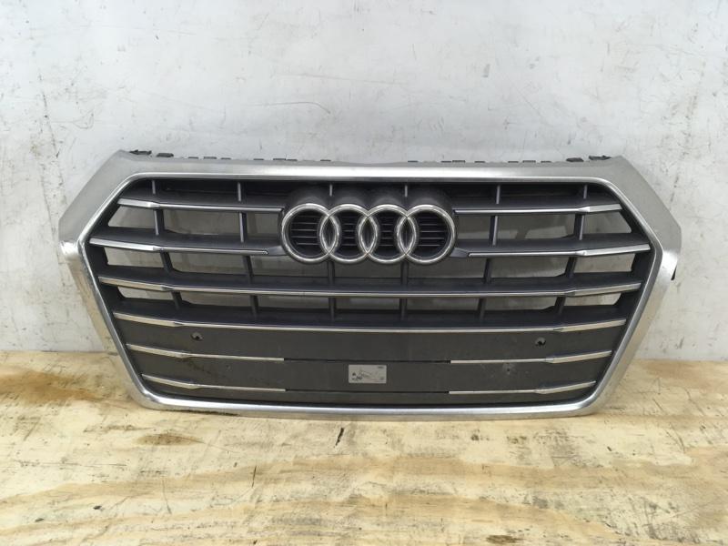 Решетка радиатора Audi Q5 2 2017