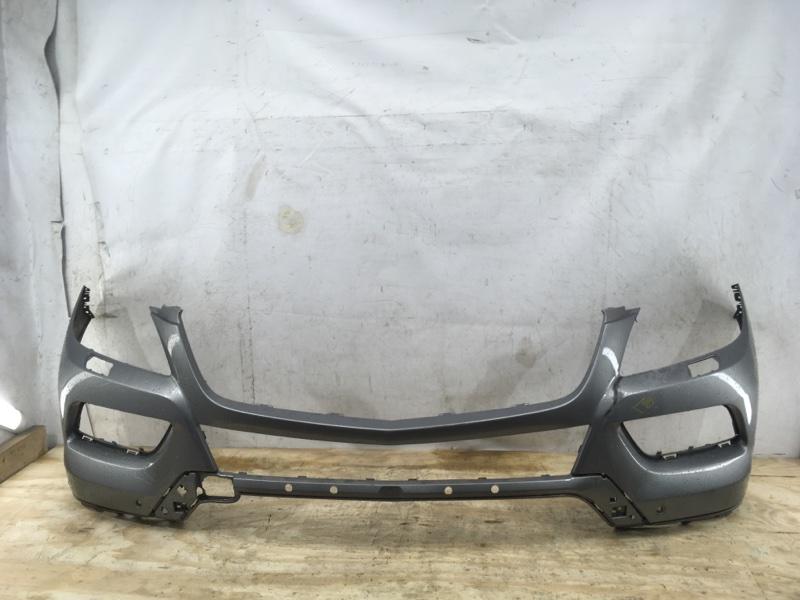 Бампер Mercedes Ml W166 2011 передний