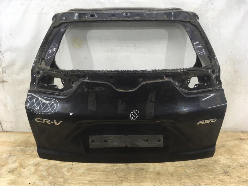 Крышка багажника Honda Crv `5 2016