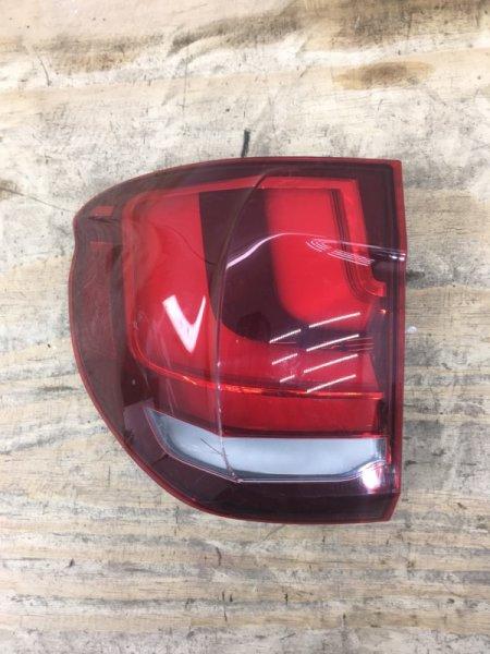 Фонарь Bmw X5 `F15 2013 задний левый