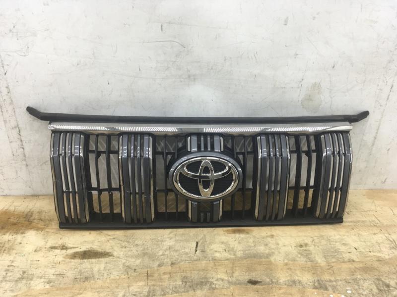 Решетка радиатора Toyota Land Cruiser Prado 150 2017