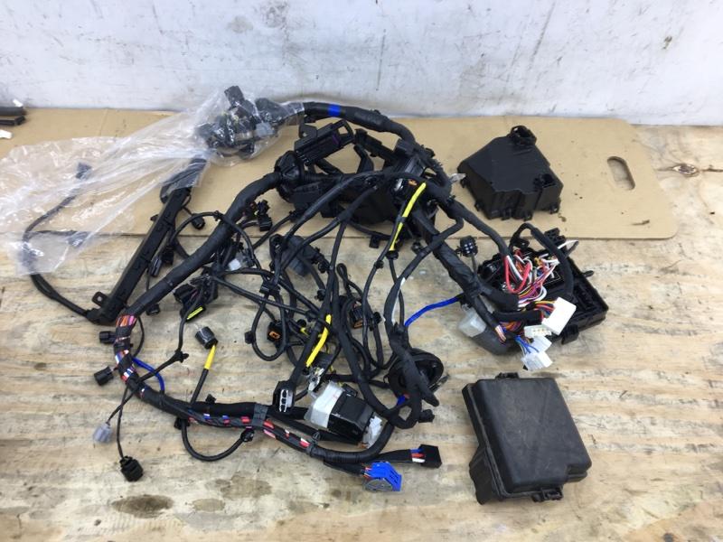 Проводка мотора подкапотная Kia Soul 2 2014