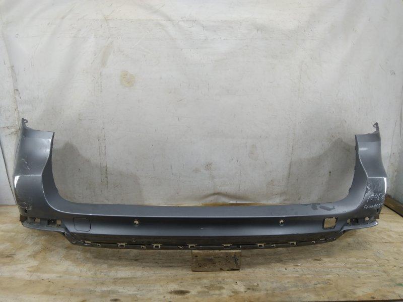Бампер Bmw X5 `F15 2013 задний