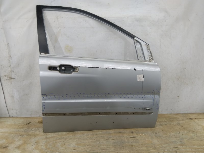 Дверь Ssangyong Kyron `1 2005 передняя правая