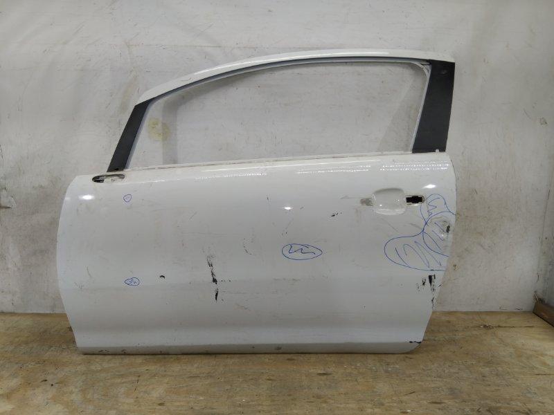 Дверь Opel Corsa Cupe D 2011 передняя левая