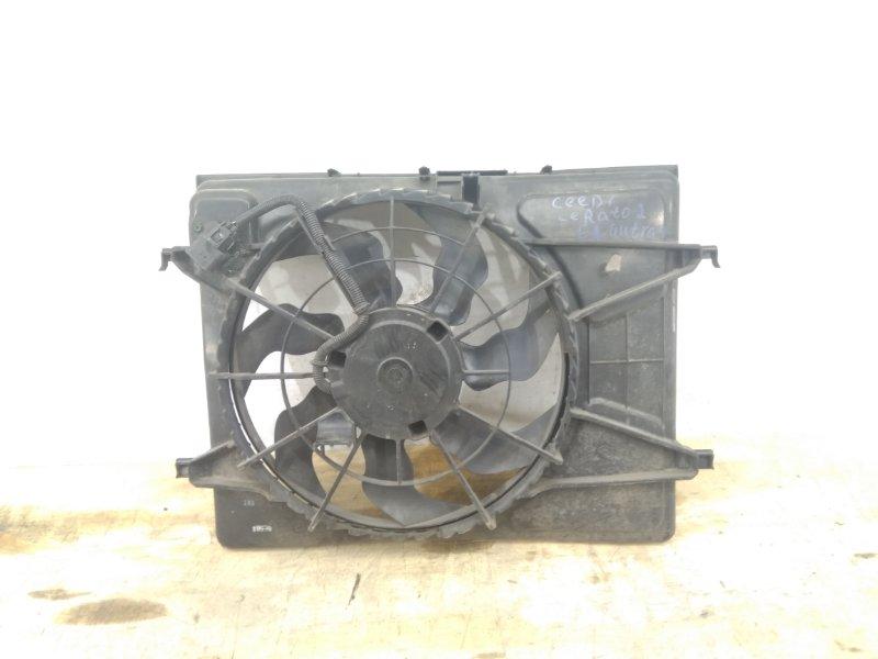 Диффузор вентилятора Kia Ceed `1 2006