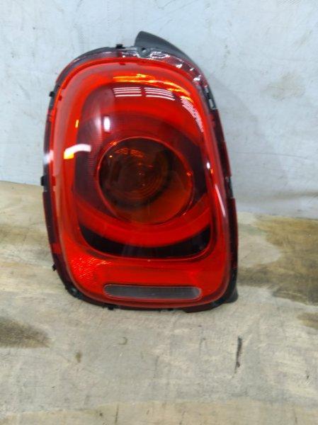 Фонарь Mini Cooper F56 2013 задний левый