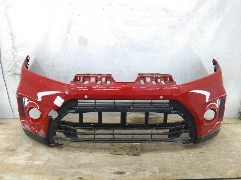 Бампер Suzuki Vitara `2 2014 передний