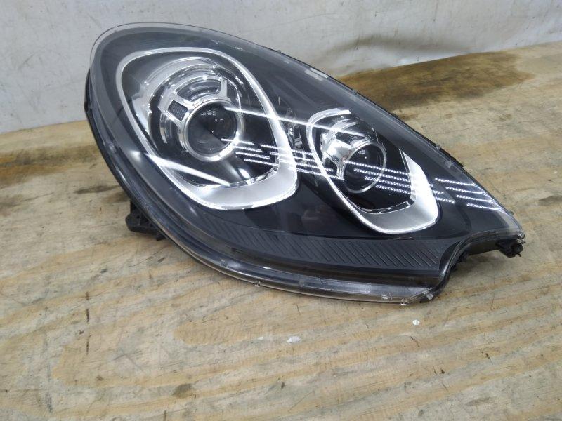 Фара Porsche Macan 1 2013 передняя правая