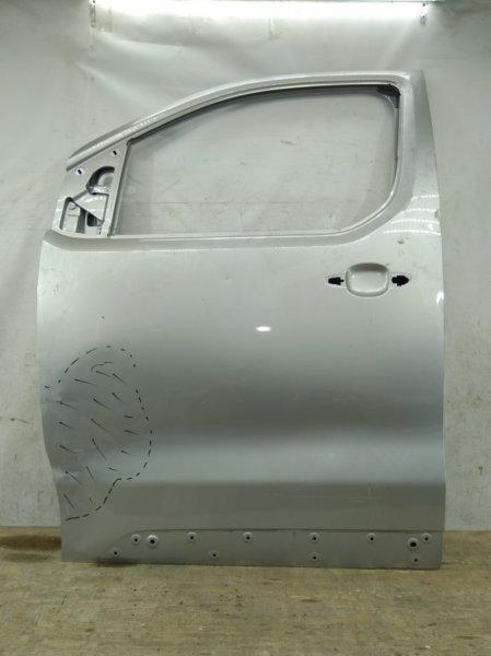Дверь Peugeot Traveller 1 2016 передняя левая